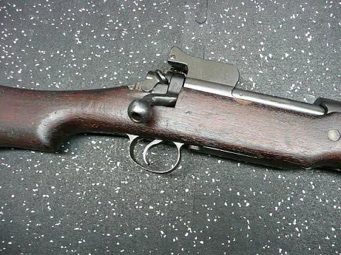 Eddystone Pattern 14 Rifle