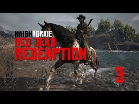 Red Dead Redemption Playthrough - Part 3 - Treasure In Dem Hills!