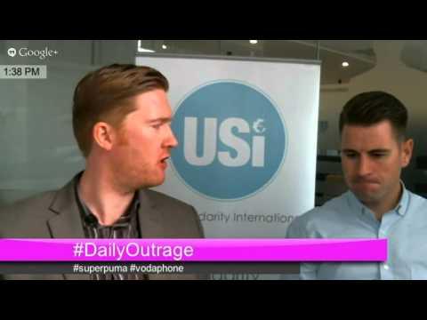 #DailyOutrage: 'safety' off-shore, Vodaphone and Wonga