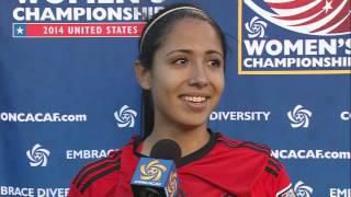 Interview Match Trinidad and Tobago vs México