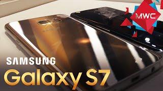 Samsung Galaxy S7 y S7 Edge, análisis en español(Los nuevos Samsung Galaxy S7 y S7 Edge ya han sido presentados en el Mobile World Congress, en este video os mostramos el análisis que hemos hecho de ..., 2016-02-22T10:23:03.000Z)