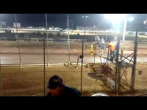 Abilene Speedway Sprint Race Aug. 8 '15