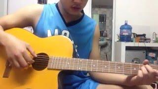 Bởi vì Anh yêu em guitar cover