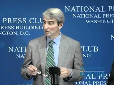 NPC Luncheon with Sam Waterston