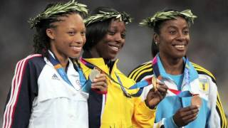 Gold Medal Moments: Allyson Felix
