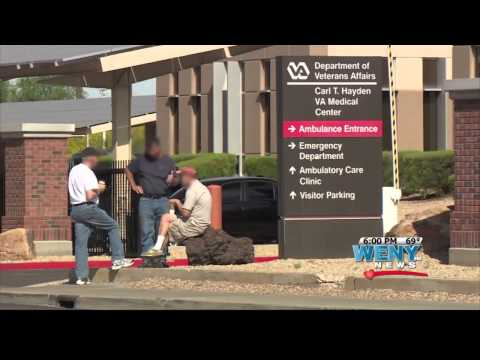 VA Scandal Has VFW Members Outraged