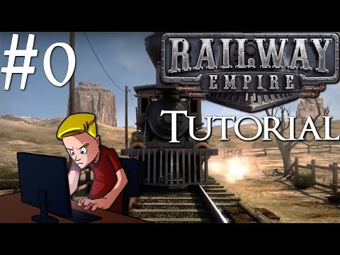 Railway Empire | Campaign | Chapter 1 Great Plains | Tutorial | Part 0