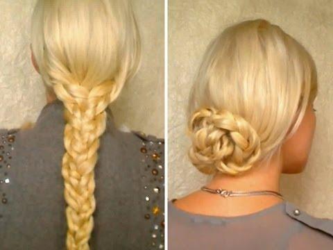 hair tutorial long easy