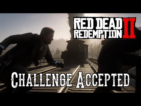 Red Dead Redemption 2 - Challenge Accepted