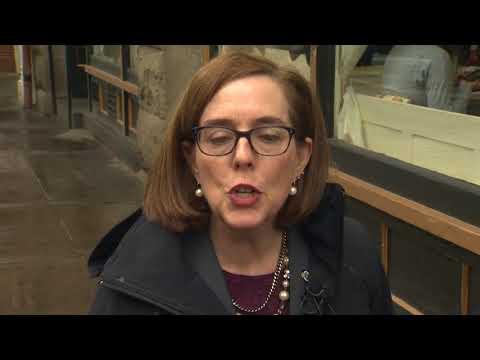 Gov. Kate Brown on sending Oregon guardsmen to border