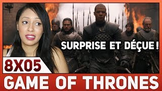 Game Of Thrones : Saison 8 Episode 5 / Review & Théories