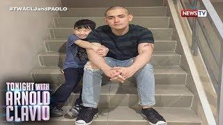 Tonight with Arnold Clavio: Paolo Contis, napamahal na sa unico hijo ni LJ Reyes