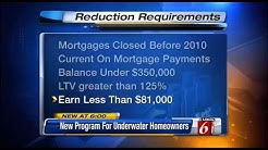 Principal Reduction Florida Hardest Hit Fund