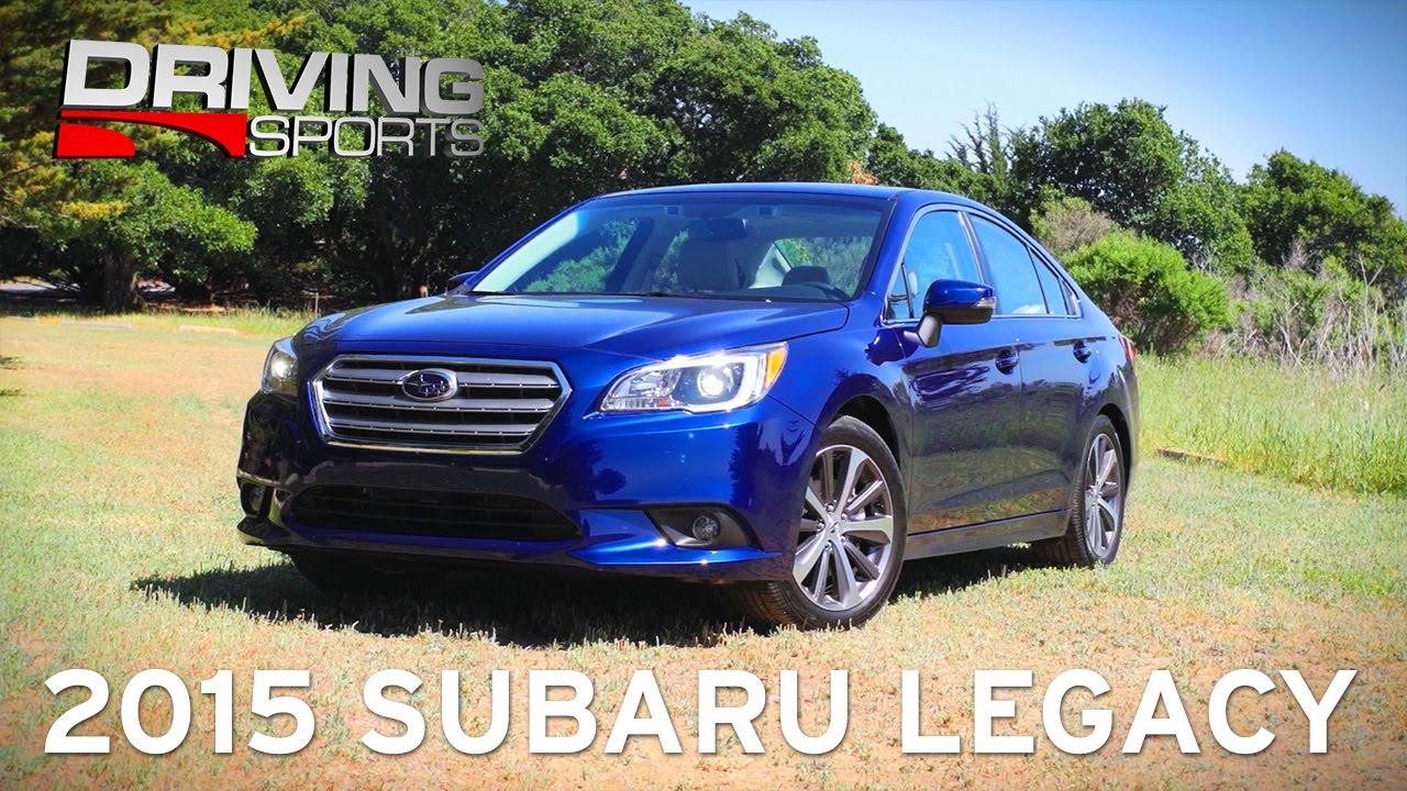Subaru Legacy 3.6 R >> 2015 Subaru Legacy 3 6r First Drive Review
