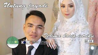 Download Lagu Vocal Asli UNTUNG JAYADI _ TERIMAKASIH ISTRIKU. (official musik video) mp3