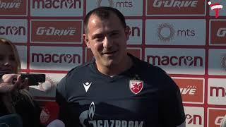 Stanković objasnio zašto je Marin otišao iz Zvezde: Ovaj klub može i mora bez svakoga