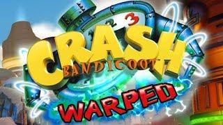 Crash Bandicoot 3 Warped - яркие моменты