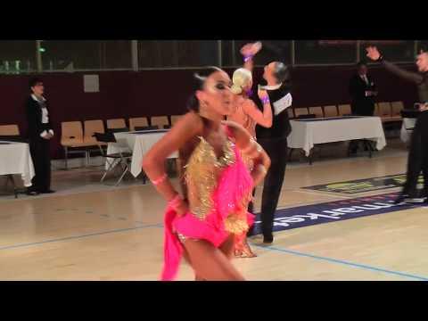 WDSF Open Latin | Final | Helsinki Open 2017