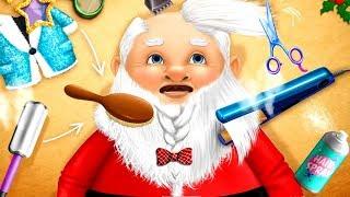 Baby Games for Kids - Christmas Animal Hair Salon 2 - Best App for Kids