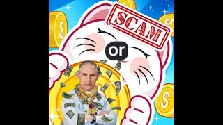 [ MY CAT - ATTRACT WEALTH ] Game rút tiền hay chỉ là app scam ?? * MY CAT *MONEY REAL OR FAKE