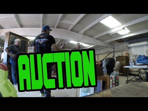 BUYING & SELLING AT THE LOCAL AUCTION (POSSIBLE HOME RUN)