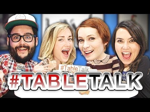 Felicia Day and Ashley Johnson Get