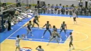 UNC Freshman Michael Jordan vs Kentucky