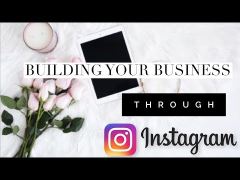 Building your business through Instagram! - It Works