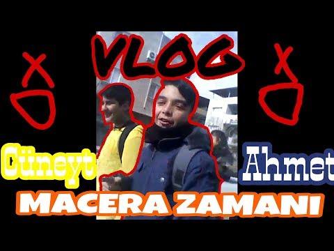 Ahmetin güzel sesi !!! Bol Macera vlog #3