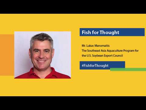 Fish For Thought: U.S. Soybean Export Council (USSEC) Aquaculture Program Overview