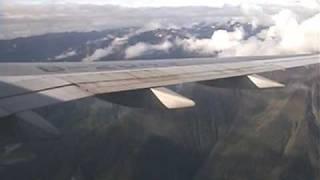 Boeing 757 Landing Tibet