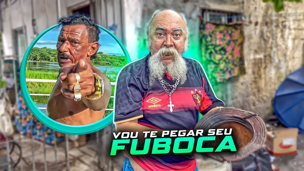 O VEIO MANDOU  O PAPO PRA TIRINGA KKK