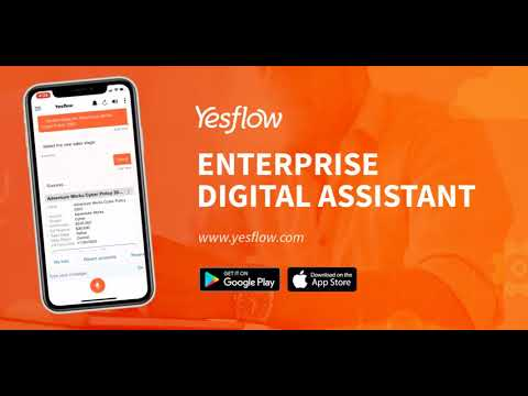 Yesflow Digital Assistant - Add Contacts