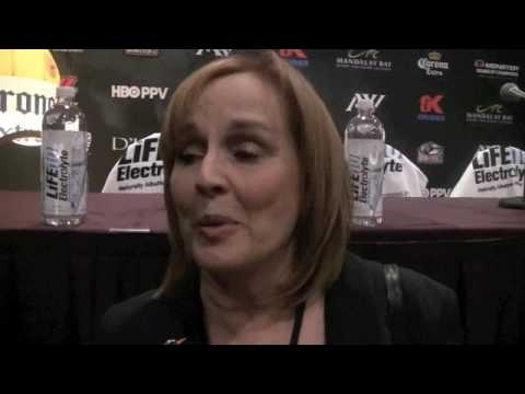 Kathy Duva says Andre Ward can not win unless he cheats.