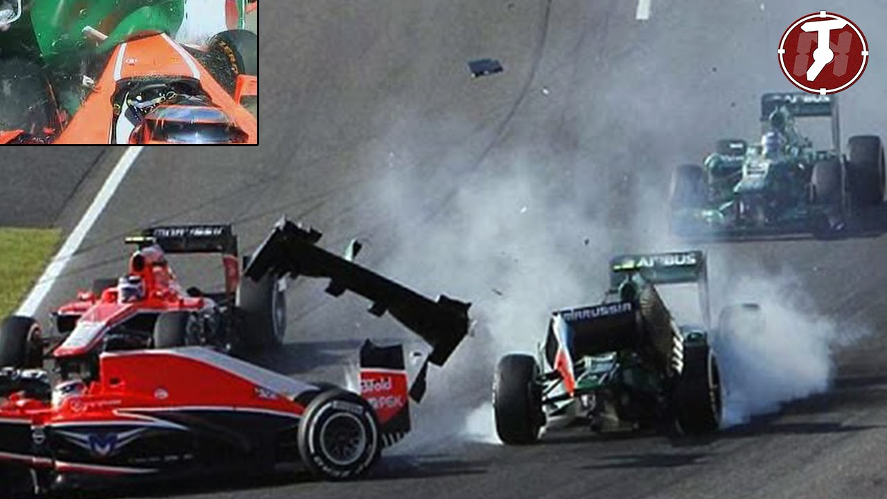 jules bianchi crash japan - f1 jules bianchi crash car accident