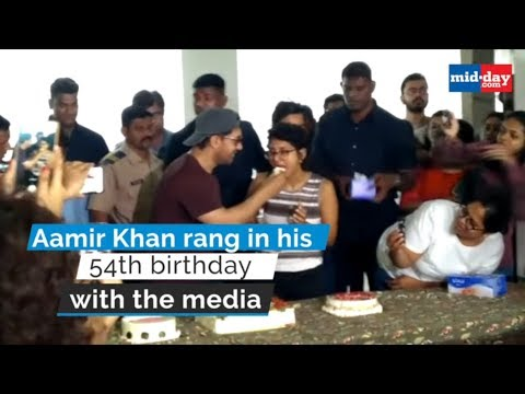 Aamir Khan opens up about his son Junaid Khan's film career
