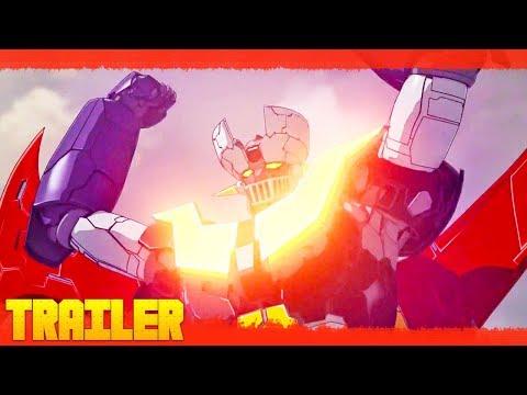 Mazinger Z Infinity (2018) Tráiler Oficial Subtitulado