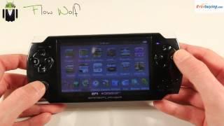 MP5 - GameBoy Advance & NES Console - PSP