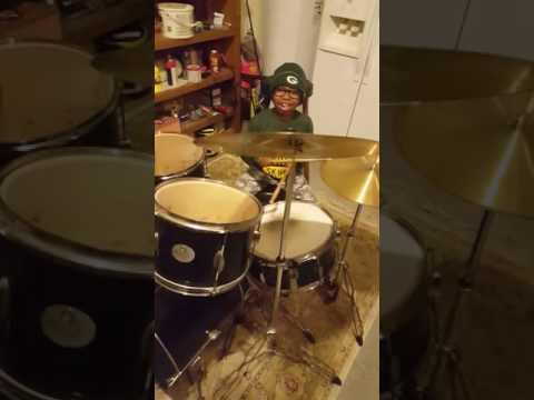 Z.J Drums funky drummer