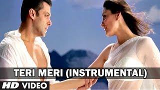Teri Meri Prem Kahani Bodyguard Instrumental Song (Hawaiian Guitar) - Salman Khan, Kareena Kapoor