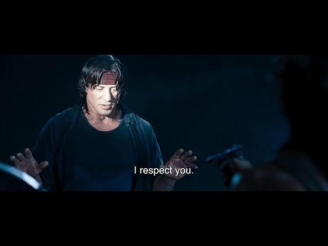 Разборка с пиратами. Фрагмент из фильма Рэмбо -4. (боевик 2008)