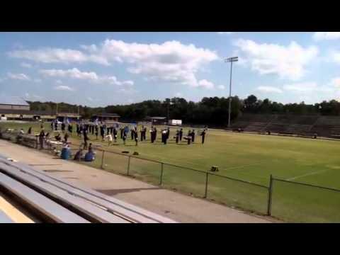 Pell City Marching Festival Ranburne High School Band 10/08/11 4 of 8