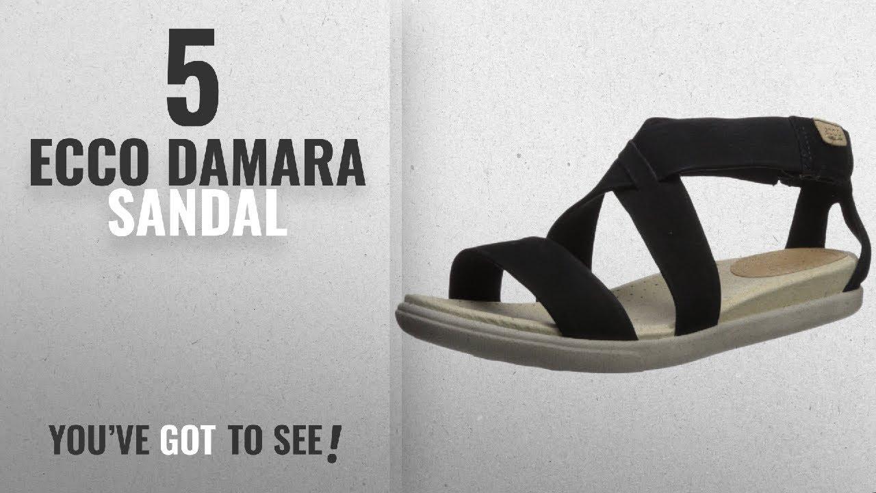 439ae6887875 Top 5 Ecco Damara Sandal  2018   ECCO Women s Women s Damara Casual Sandal
