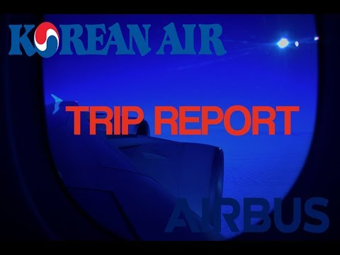 TRIPREPORT | Korean Air (Economy) | Los Angeles to Seoul Incheon | Airbus A380-841 |