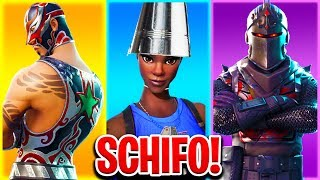 "THE 3 SKIN MORE BRUTTE SORTS THAN I HAVE ON FORTNITE!! ""Don't Buy Them"""