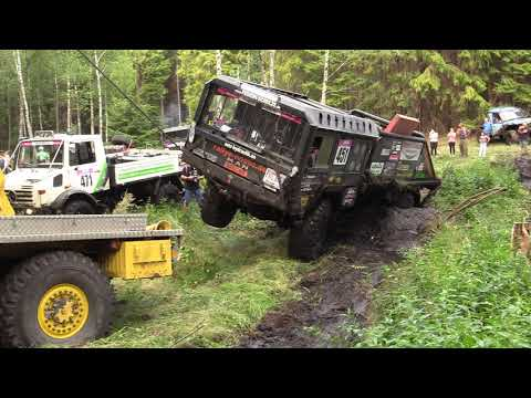 25th BRESLAU LIVE SPLITS: Action Trucks & Extreme in the Mudhole 2