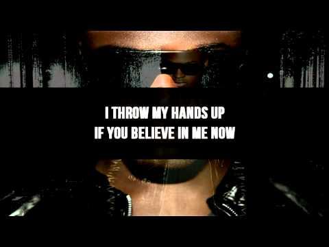 Taio Cruz - Believe In Me Now Lyrics