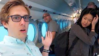 Submarines and Aeroplanes | Evan Edinger Travel