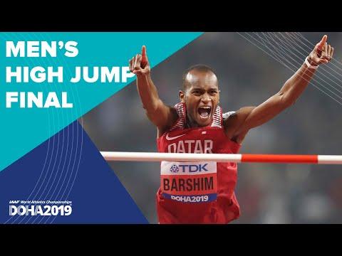 Men's High Jump Final   World Athletics Championships Doha 2019
