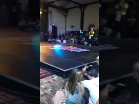 LIVE: Red Bull BC One Venezuela Cypher 2017
